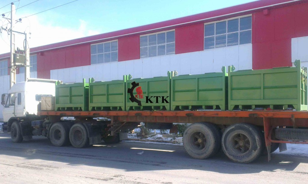 Cutting Skips Continer- 002